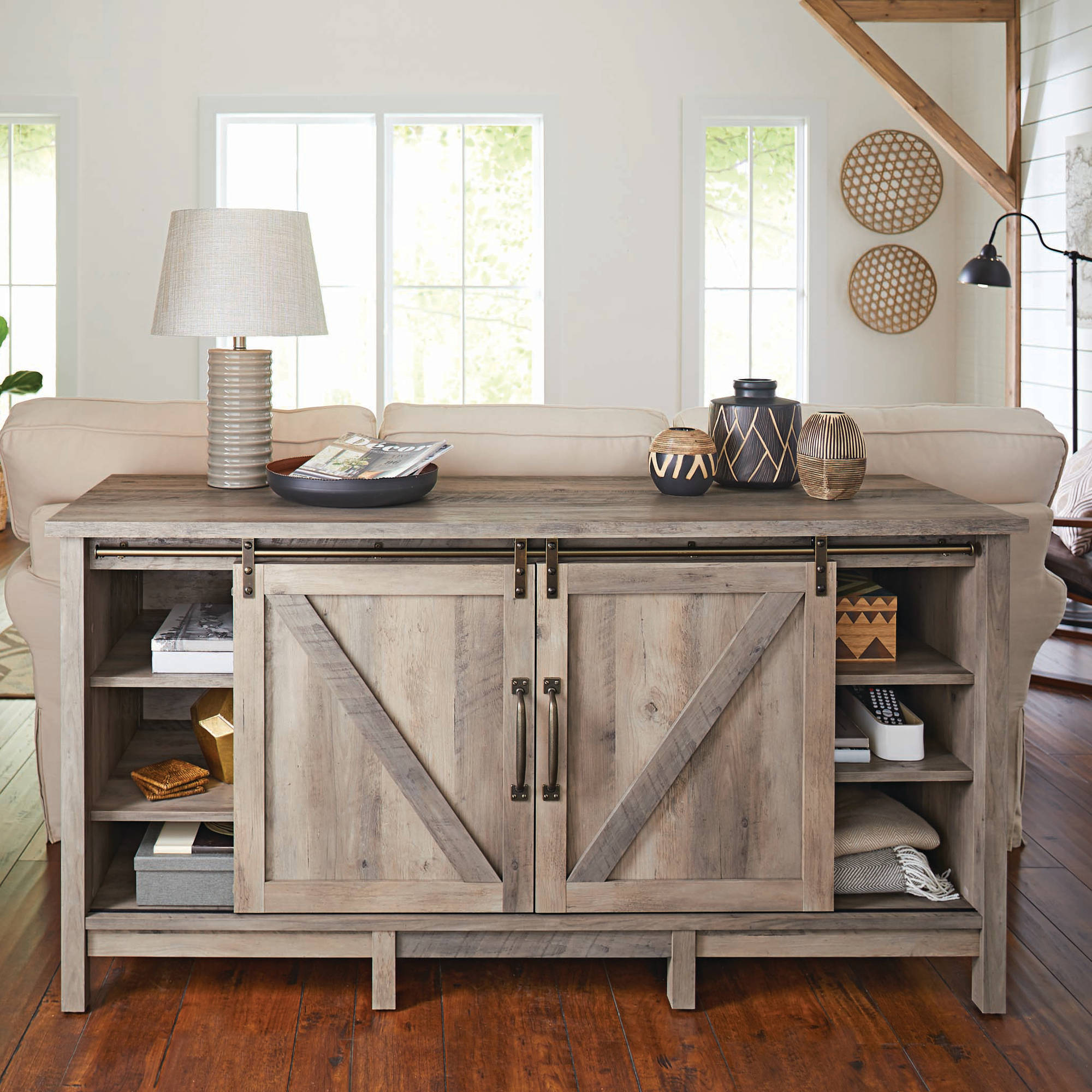 modern farmhouse furniture. better homes and gardens modern farmhouse tv stand for tvs up to 60 furniture