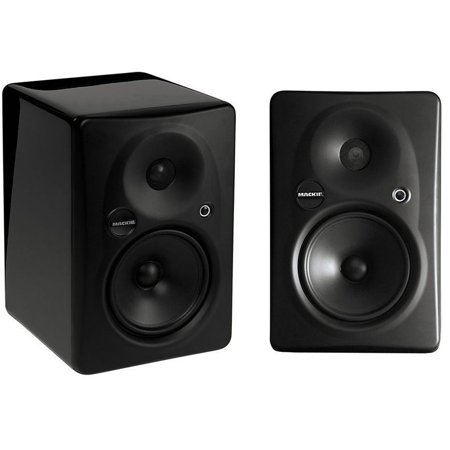 - Pair Mackie HR624 MKII HR-624 MK2 Powered THX Studio Monitors