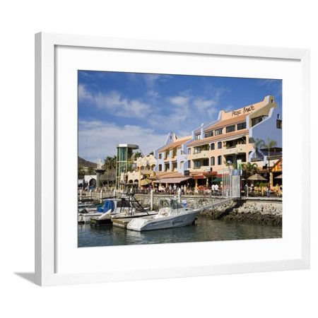 Plaza Bonita Shopping Mall, Cabo San Lucas, Baja California, Mexico, North America Framed Print Wall Art By Richard (La Plaza Mall Times)