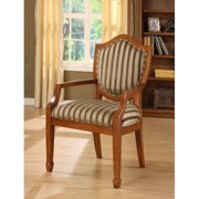 Occasional Stripe Chair