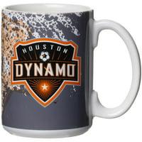Houston Dynamo 15oz. Ceramic Mug