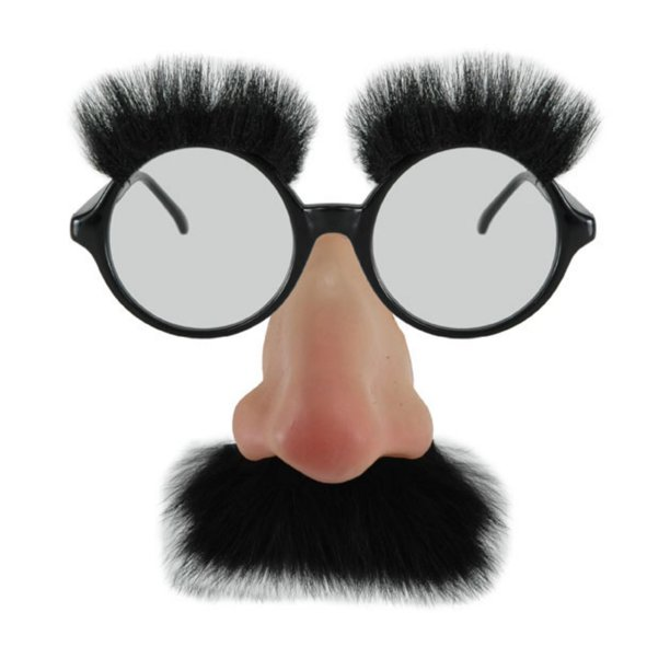 Groucho Glasses - One-Size