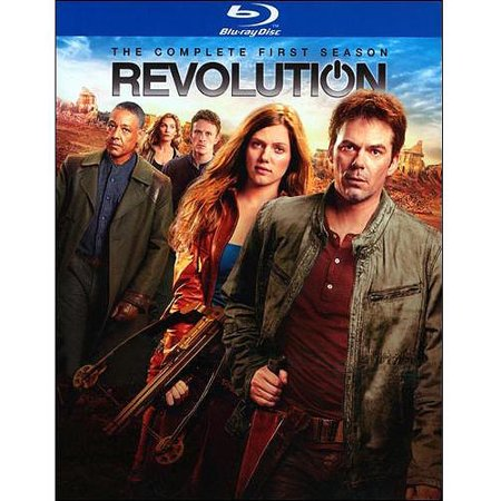 Revolution: The Complete First Season (Blu-ray) (Widescreen) (Revolution Season 3)