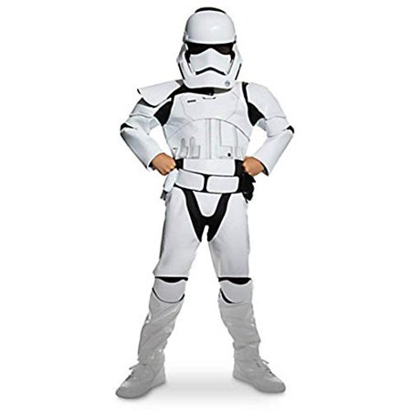Disney Store Star Wars The Force Awakens Stormtrooper Dress Up / Pretend Play (Size 3) for $<!---->