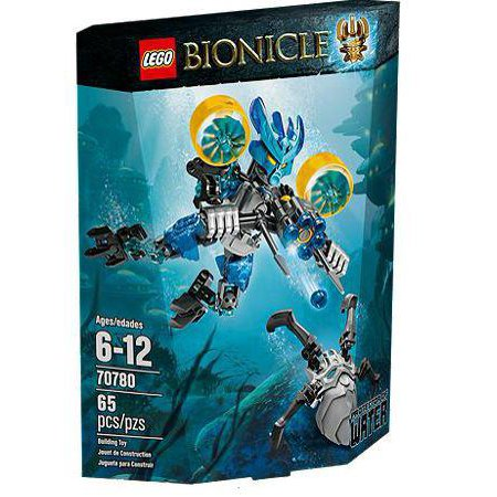 Lego Bionicle Protector Of Water Set  70780