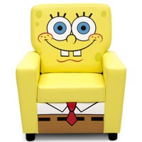 Nickelodeon SpongeBob SquarePants High Back Upholstered Chair