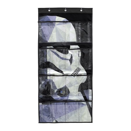 Star Wars Storm Trooper Kids Shoe Organizer | Licensed Storage | Everything Mary](Everything Shoes)