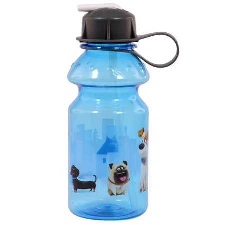 The Secret Life of Pets Tritan Sipper Bottle 14 Ounce