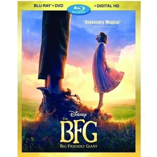 The BFG (Blu-ray + DVD + Digital HD) (Widescreen)