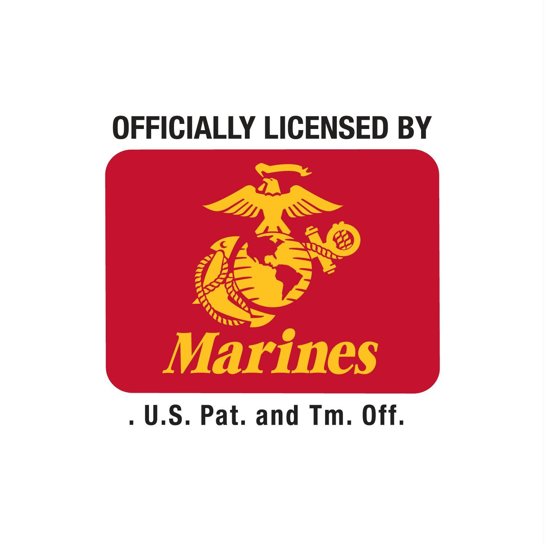 Red US MARINE CORPS Flag with USMC Emblem 3  x 5  - Walmart.com 48a44e0e9ee