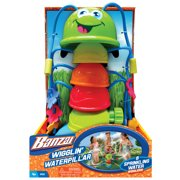 Banzai Wigglin' Waterpillar Backyard Outdoor Kids Fun Water Sprinkler