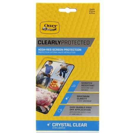 Otterbox Clearly Protected Screen Protector for iPhone 6/6s (Best Way To Protect Iphone Screen)