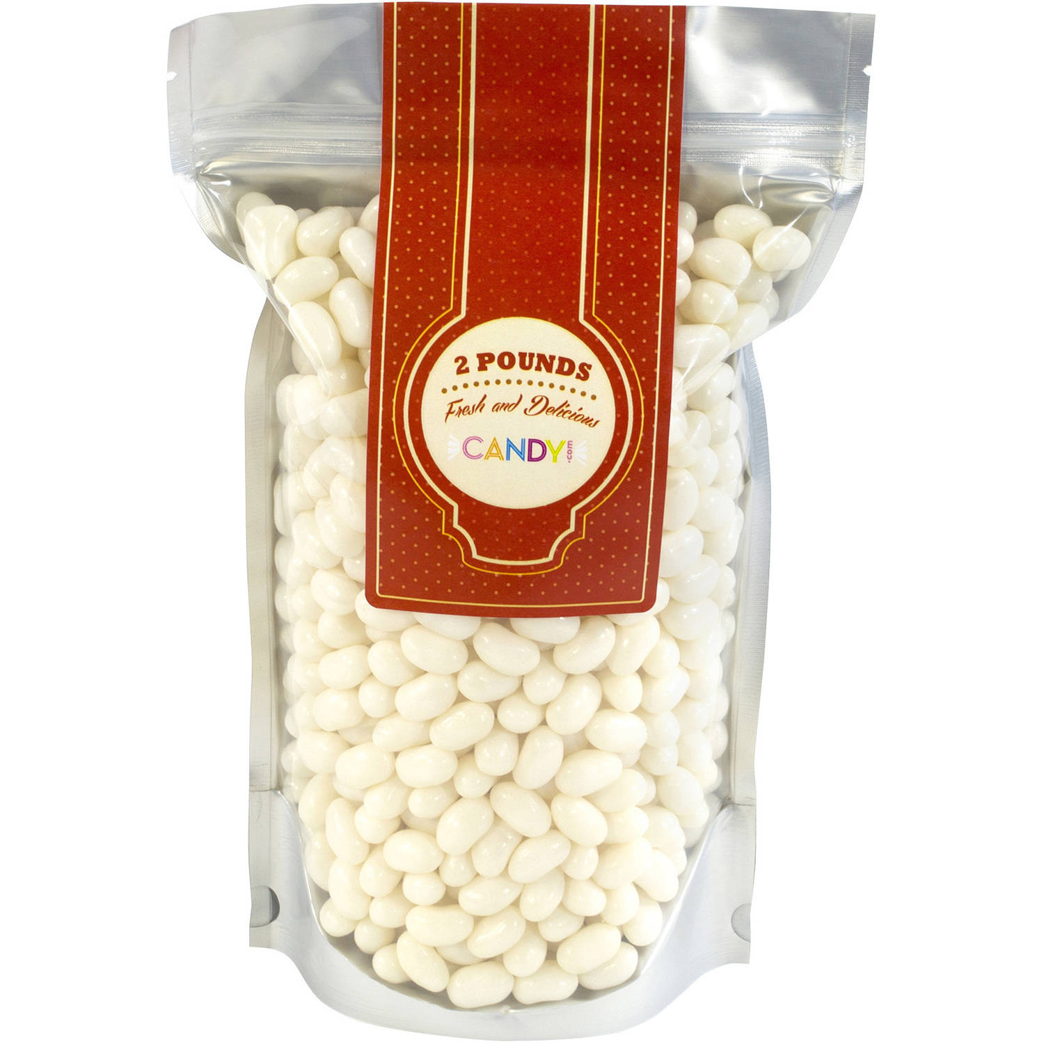 Jelly Belly Coconut Jelly Beans, 2 lbs by Jelly Belly