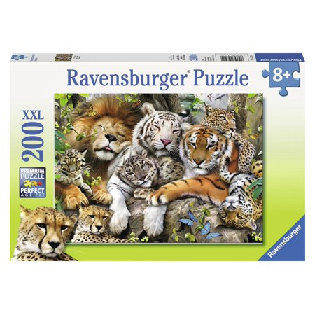 Big Cat Nap 200 PC Puzzle (Other)