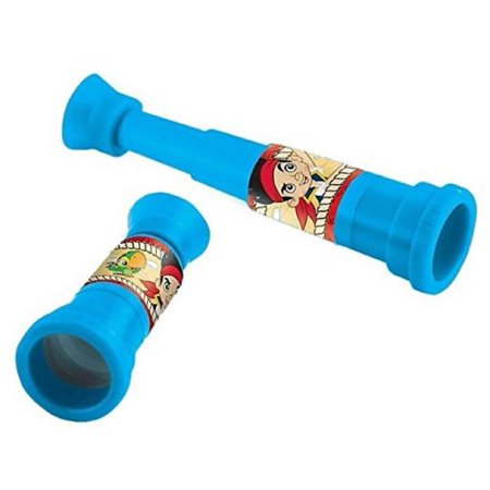 Jake And The Neverland Pirates Scope Spotting Favors (4 Pack) - Party Supplies - Jake And The Neverland Pirate Sword