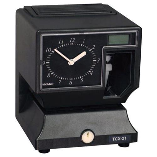 AMANO AMATCX21 Amano Tcx-21 - Electric Time Clock