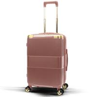 Protege x L'Oreal Paris Lash Paradise Carry-on Luggage Set