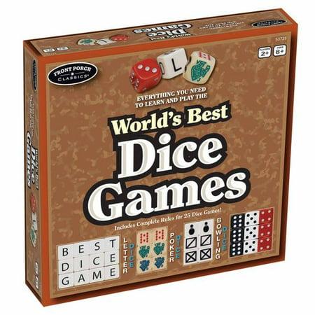 Worlds Best Dice Games