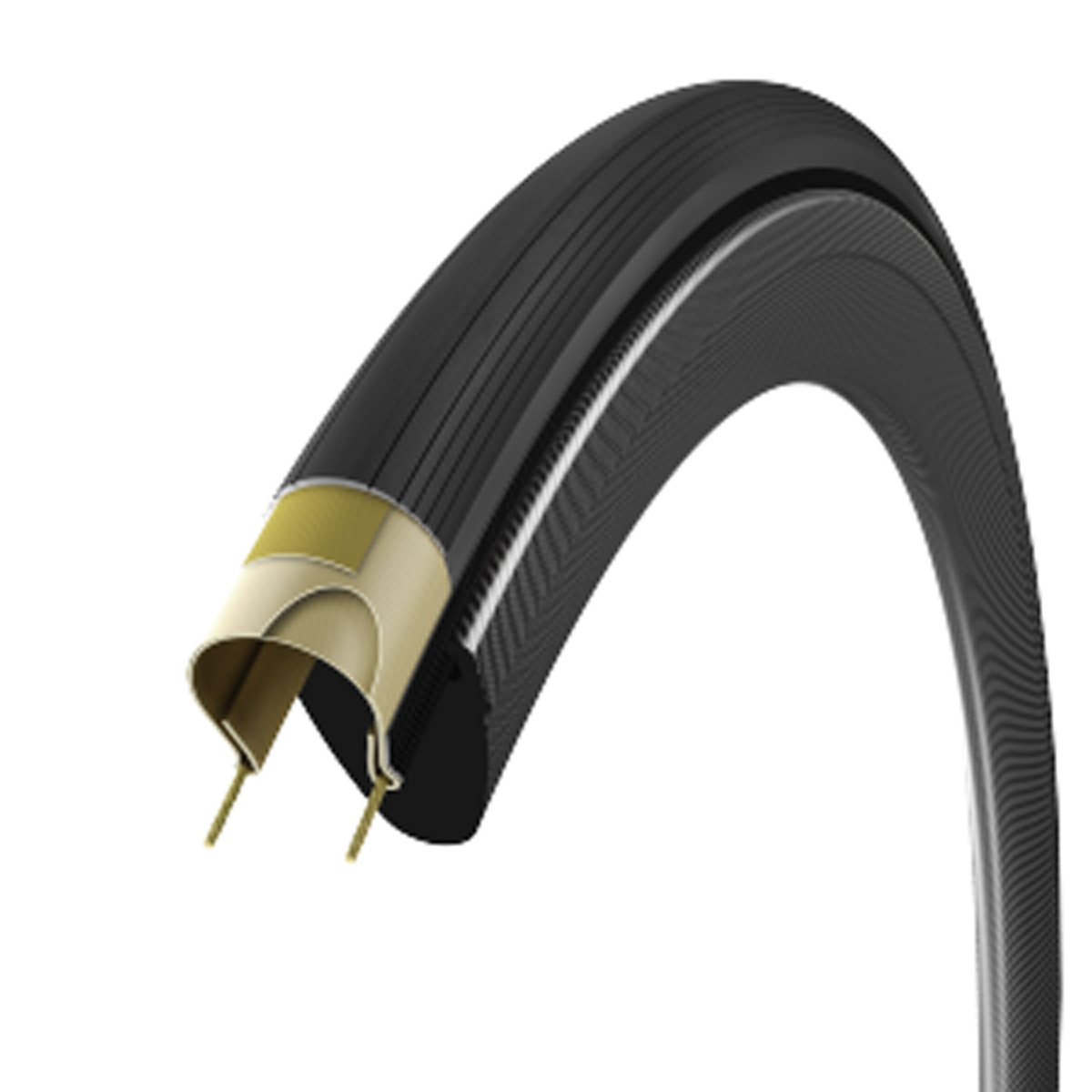 Vittoria Corsa Speed G+ TLR Clincher Road Bicycle Tire