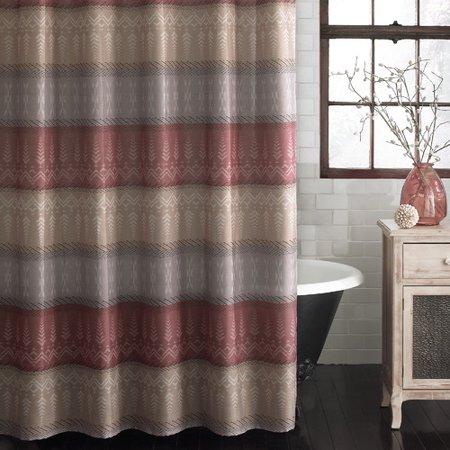 Loon Peak Mannington Shower Curtain