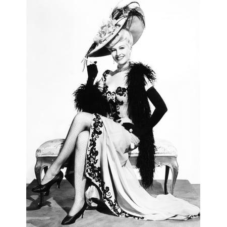 Summer Holiday Marilyn Maxwell 1948 Photo Print
