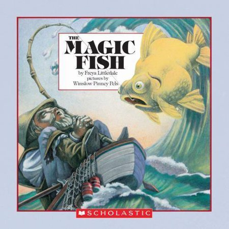The Magic Fish - image 1 of 1