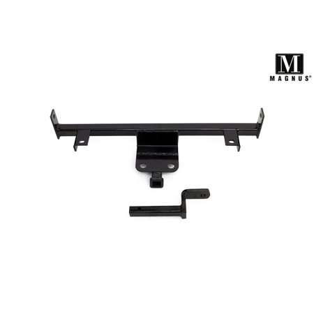 Magnus Assembly Class 1 Trailer Hitch 1.25 Inches Receiver Tube Custom Fit 2004-2008 Mazda 3