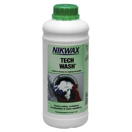 Nikwax Tech Wash - Nikwax 33.8 oz. Tech Wash