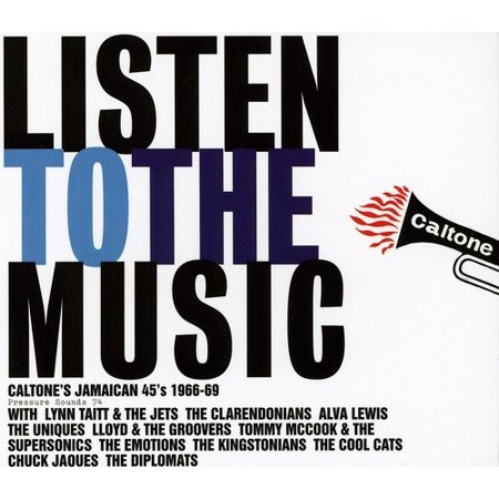 Listen To The Music  Caltones Jamaican 45S 1966 69