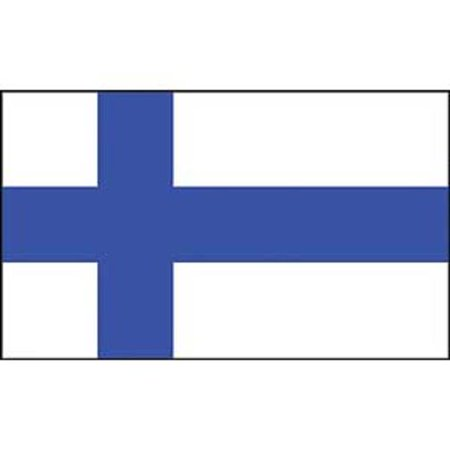 Finland Flag On A Stick 12