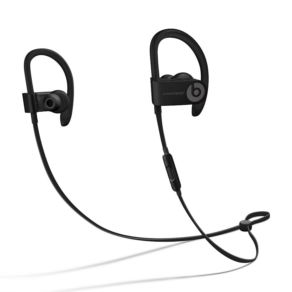 Powerbeats3 Wireless Earphones Black Walmart Com Walmart Com