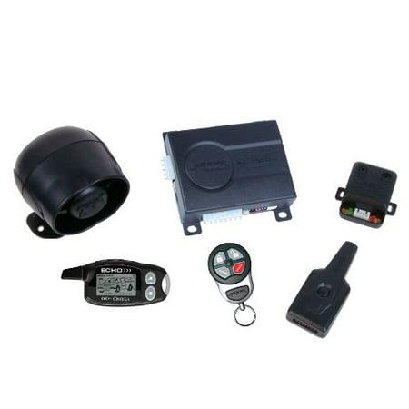 Excalibur 2-way Deluxe Vehicle Security & Keyless Entry System - 2-way - 2 X Transmitters - Impact Sensor, Shock Sensor