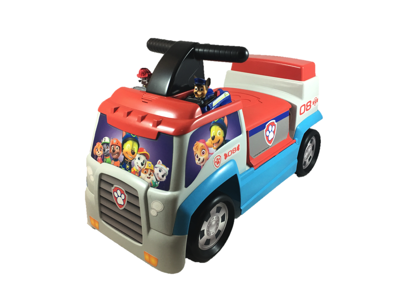 Paw Patrol S Patroller Ride On Includes Chase And Marshall Mini Vehicles Walmart Com Walmart Com