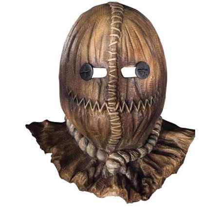 Sam Burlap Adult Halloween Latex Mask Accessory (This Is Halloween Sims 3)