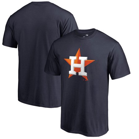 Houston Astros Primary Logo T-Shirt - Navy](Adult Store Houston)