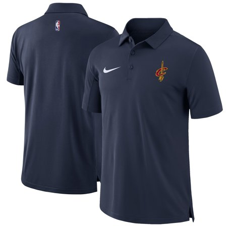 Cleveland Cavaliers Nike Core Performance Polo - Navy - S