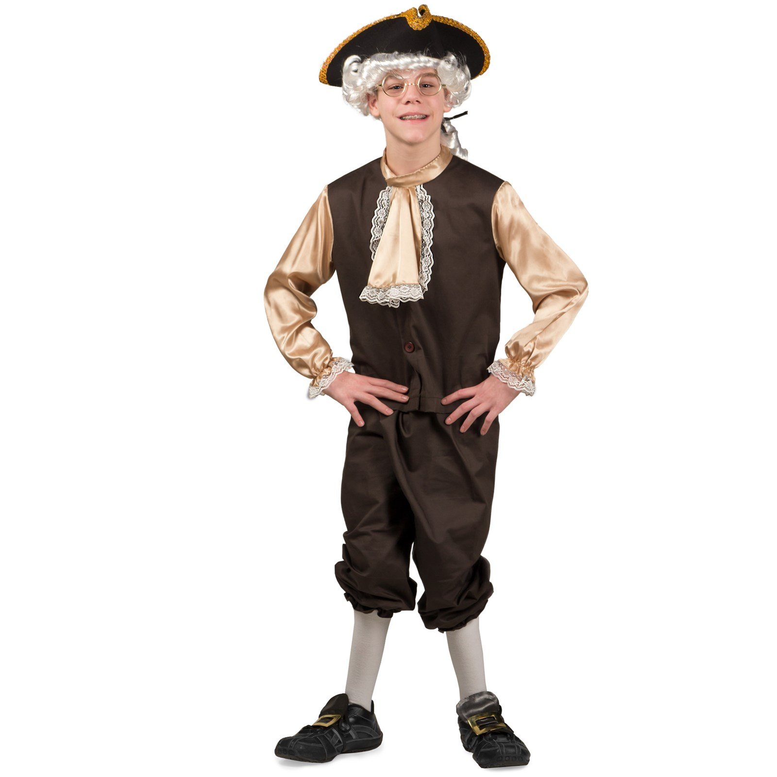 Boy's Colonial Costumeû