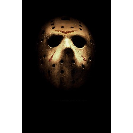 Friday the 13th (2009) 11x17 Movie Poster (Movies Like Halloween And Friday The 13th)