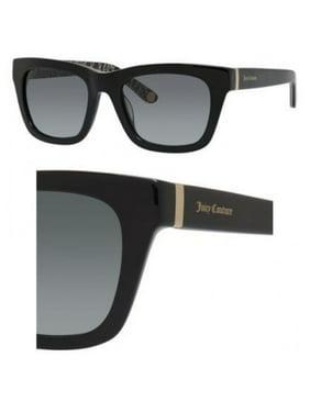 Sunglasses Juicy Couture Ju 585 /S 0807 Black / F8 gray gradient lens