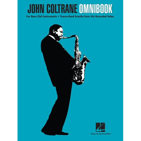 John Coltrane - Omnibook for Bass Clef Instruments - eBook
