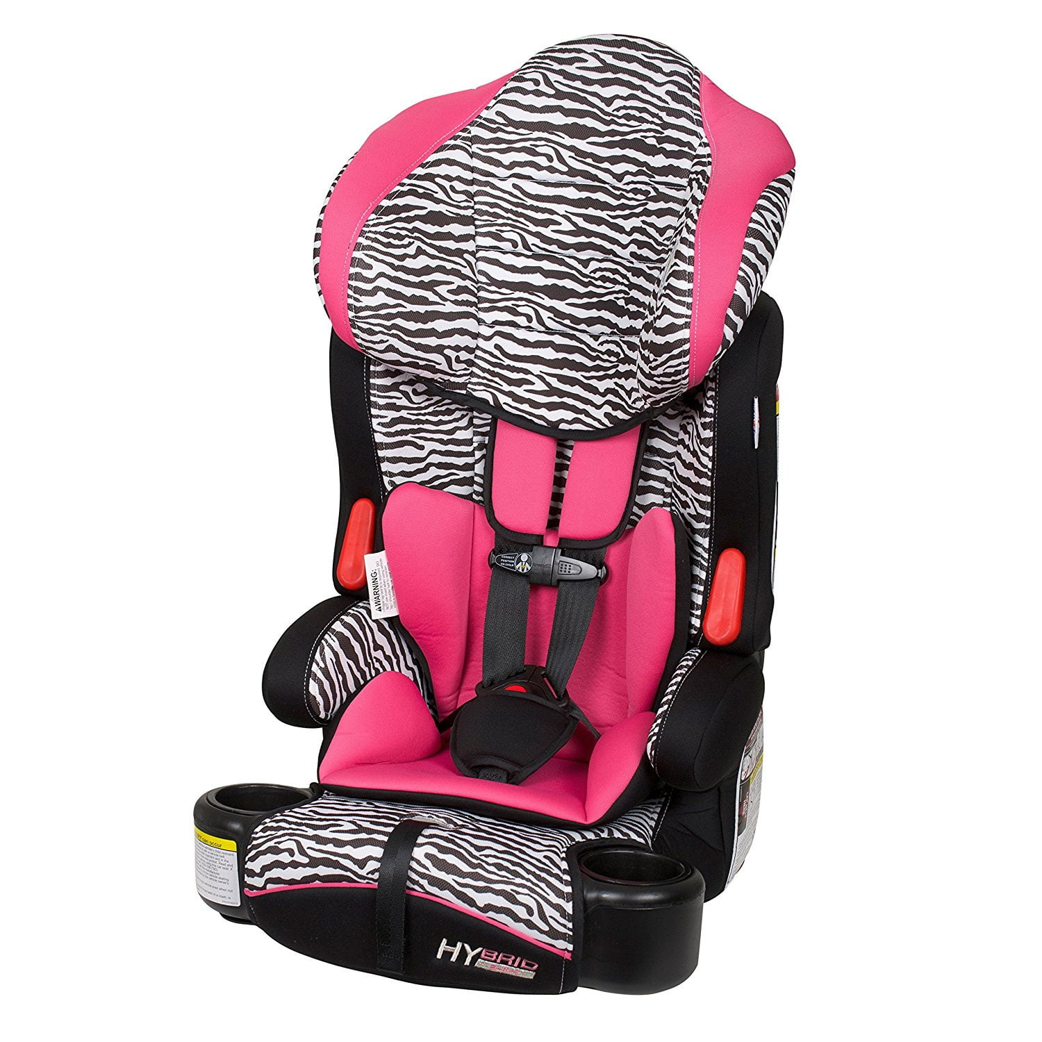 Baby Trend Hybrid 3-in-1 Harness Booster Car Seat, Carrie