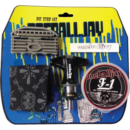 Ball Stop (One Ball Jay Pit Stop Tuning Kit - TKPS)