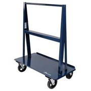 JESCRAFT WA-48RS A-Frame Panel Truck, 3000 lb, 25 In W