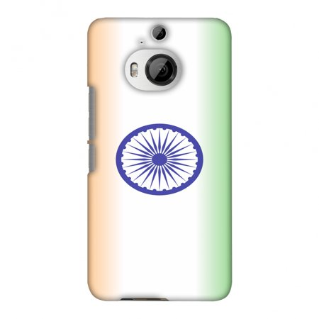 HTC One M9 PLUS Case, Premium Handcrafted Printed Designer Hard Snap on Shell Case Back Cover for HTC One M9 PLUS - India flag- (Htc One X Plus Price In India)