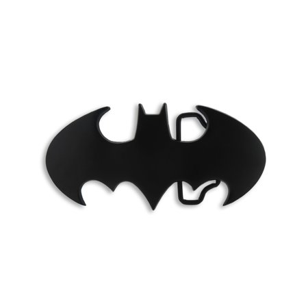 Batman Belt Buckle Officially Licensed DC Comics  Halloween Costume Gift Black Metal