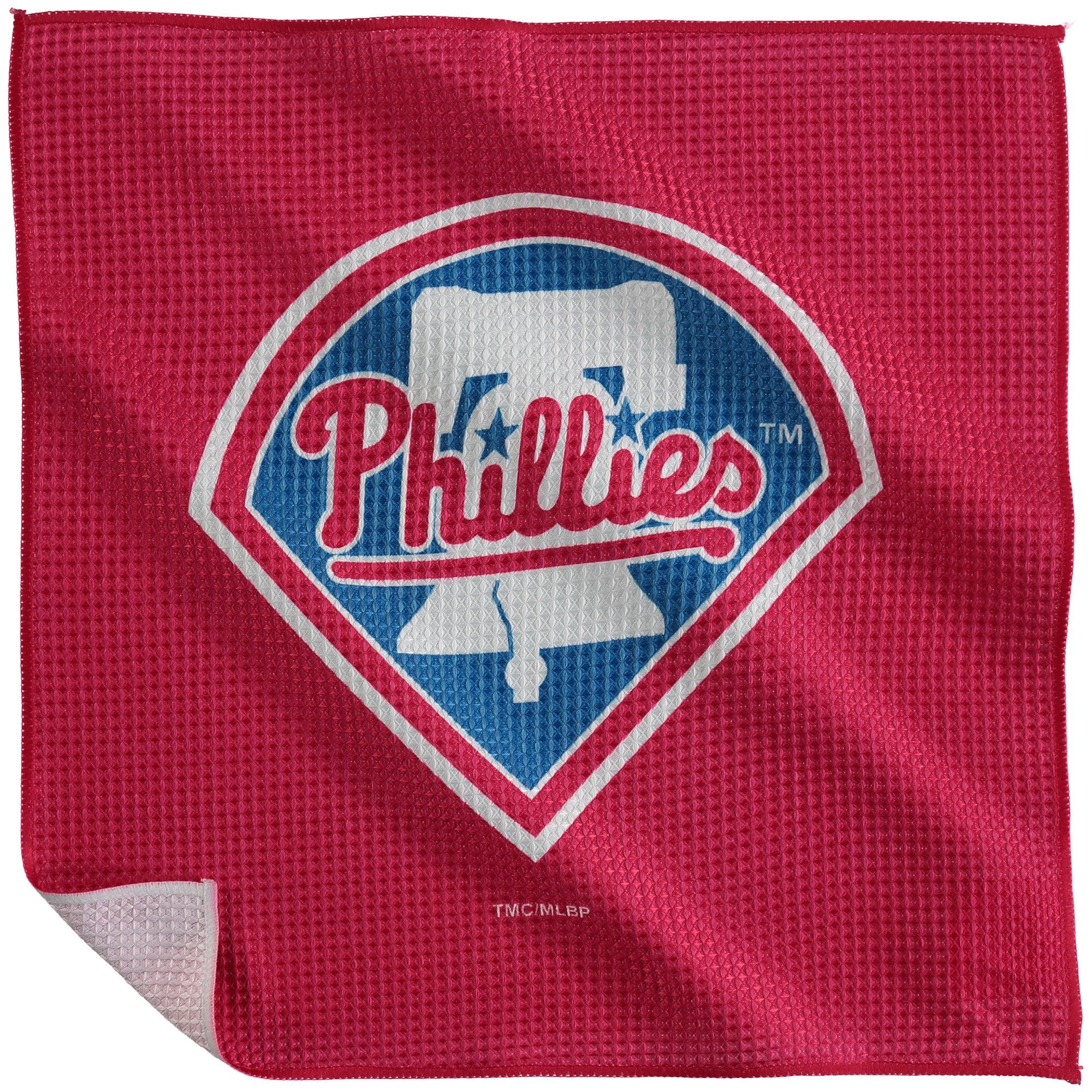 "Philadelphia Phillies 16"" x 16"" Microfiber Towel - No Size"
