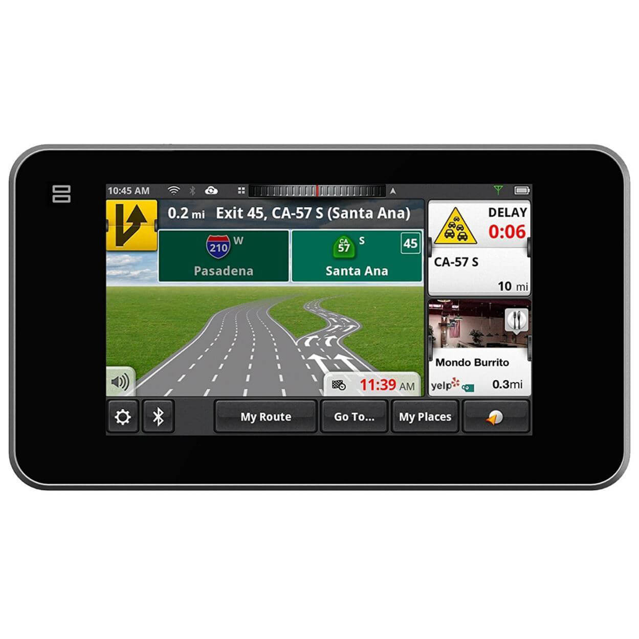 "Magellan SmartGPS 5295 5"" Portable GPS Car Navigation System w/ Bluetooth, WiFi"