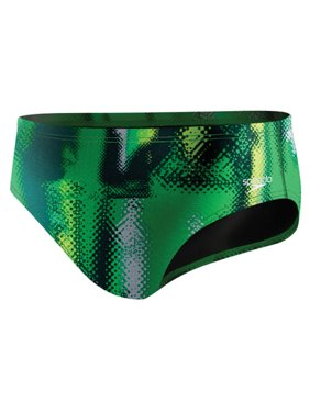 ffd8ac93398e0 Product Image Speedo Men s Boy s Digital Surge Flex Swimsuit Briefs 8051415