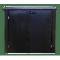 Steel Storage Shed 5 x 3 ft.