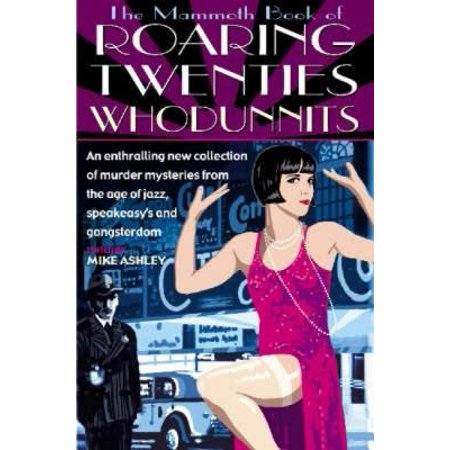 The Mammoth Book of Roaring Twenties Whodunnits - eBook for $<!---->